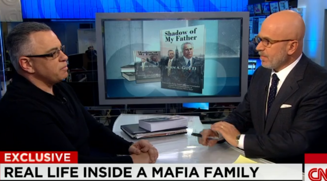John Gotti, Jr. CNN interview with Michael Smerconish